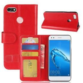Huawei P9 Lite Mini punainen suojakotelo