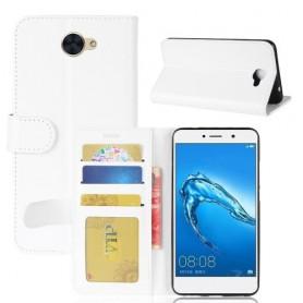Huawei Y7 valkoinen suojakotelo