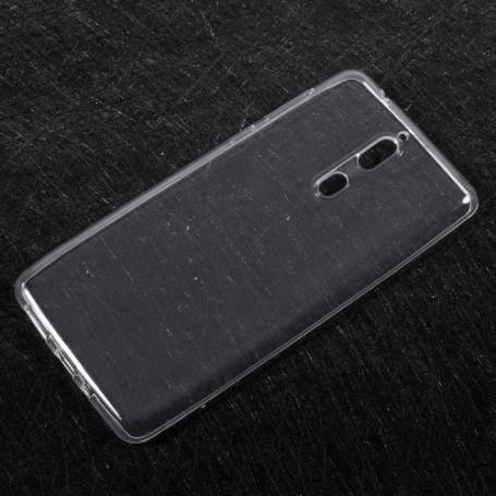 Nokia 8 läpinäkyvä suojakuori.