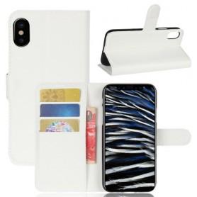 iPhone X / Xs valkoinen suojakotelo