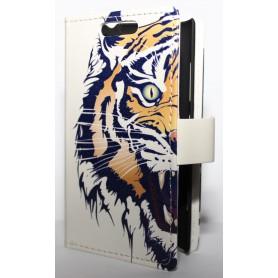Lumia 520 tiikeri lompakkokotelo.
