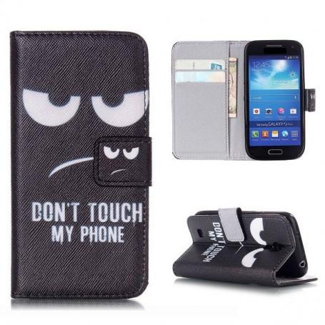 Samsung Galaxy s4 mini do not touch my phone suojakotelo