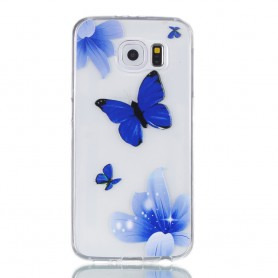 Samsung Galaxy S6 perhoset suojakuori.