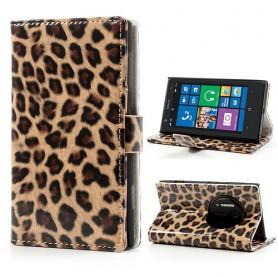 Lumia 1020 leopardi puhelinlompakko