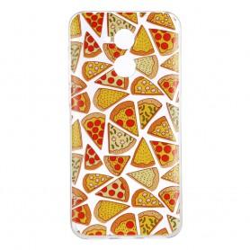 Huawei Honor 6A pizza suojakuori.