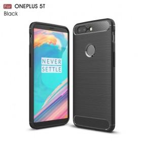 OnePlus 5T musta suojakuori