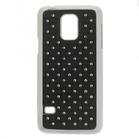 Galaxy S5 mini mustat luksus kuoret