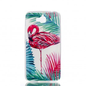 Huawei Y6 pro flamingo suojakuori.