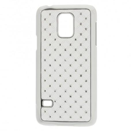 Galaxy S5 mini valkoiset luksus kuoret