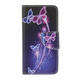Huawei Y5 perhoset suojakotelo