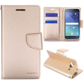 Samsung Galaxy J5 kullanvärinen puhelinlompakko