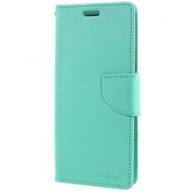 Samsung Galaxy S9 mintun vihreä puhelinlompakko