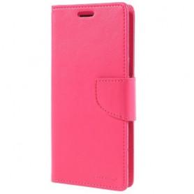Samsung Galaxy S9 hot pink puhelinlompakko