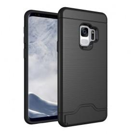 Samsung Galaxy S9 musta suojakuori