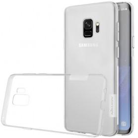 Samsung Galaxy S9 ultra ohuet läpinäkyvät kuoret