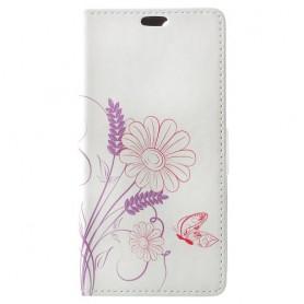 Huawei Honor 9 Lite kukka suojakotelo