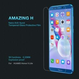 Huawei Honor 9 Lite kirkas panssarilasi nillkin.