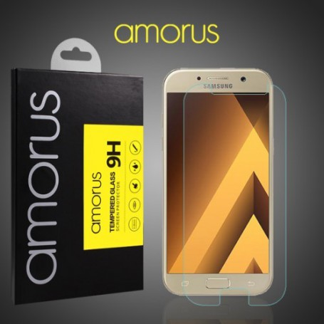 Samsung Galaxy A5 kirkas karkaistu lasikalvo.
