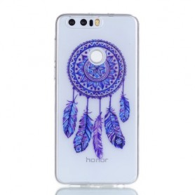 Huawei Honor 8 violetti unisieppari suojakuori.