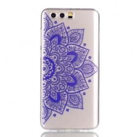 Huawei Honor 9 violetti mandala suojakuori.