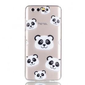 Huawei Honor 9 pandat suojakuori.