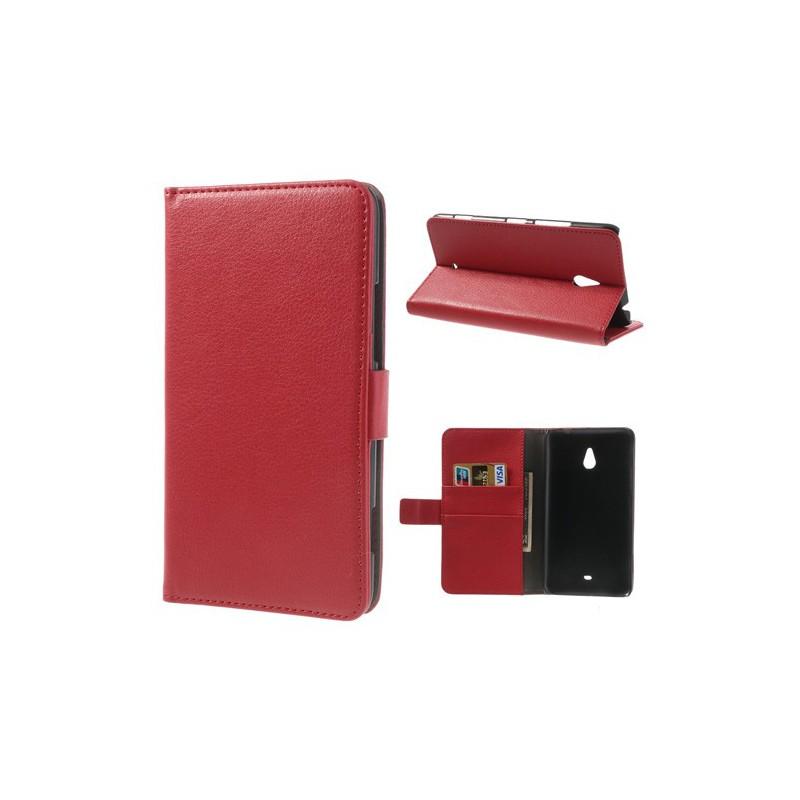 Lumia 1320 punainen puhelinlompakko