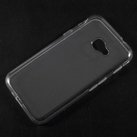 Samsung Xcover 4 läpinäkyvä suojakuori.