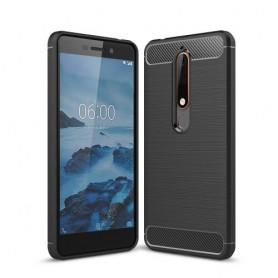 Nokia 6 2018 musta suojakuori