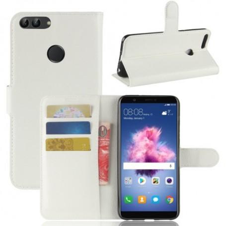 Huawei P Smart valkoinen suojakotelo