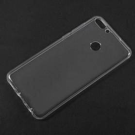 Huawei P Smart läpinäkyvä suojakuori.