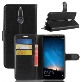 Huawei Mate 10 Lite musta suojakotelo