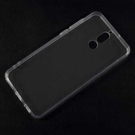 Huawei Mate 10 Lite läpinäkyvä suojakuori.