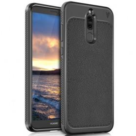 Huawei Mate 10 Lite musta suojakuori.