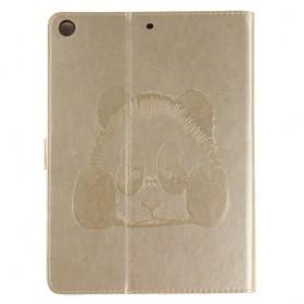 """Apple iPad 9.7"""" kullanvärinen panda suojakotelo"""