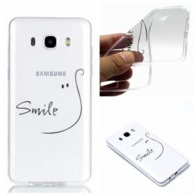 Samsung Galaxy J5 2016 smile suojakuori.