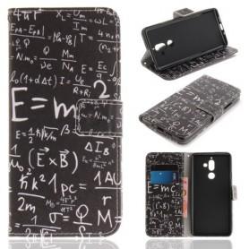 Nokia 7 plus matemaattiset kaavat suojakotelo