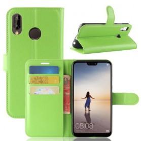 Huawei P20 Lite vihreä suojakotelo