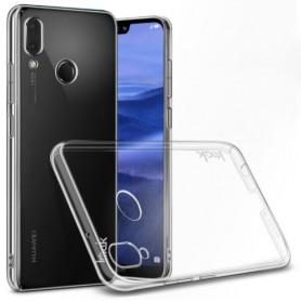 Huawei P20 Lite ultra ohuet läpinäkyvät kuoret