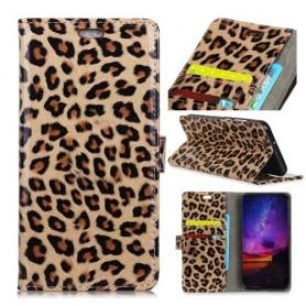 Huawei P20 Lite leopardi suojakotelo