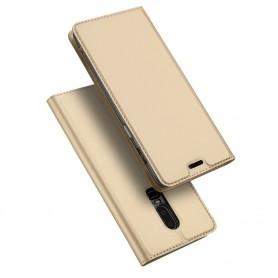OnePlus 6 kullan värinen suojakotelo