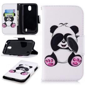 Nokia 1 panda suojakotelo