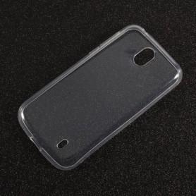 Nokia 1 läpinäkyvä suojakuori.