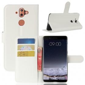Nokia 8 Sirocco valkoinen suojakotelo
