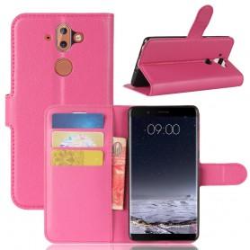 Nokia 8 Sirocco pinkki suojakotelo