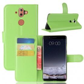 Nokia 8 Sirocco vihreä suojakotelo