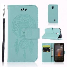 Nokia 1 mintunvihreä unisieppari suojakotelo