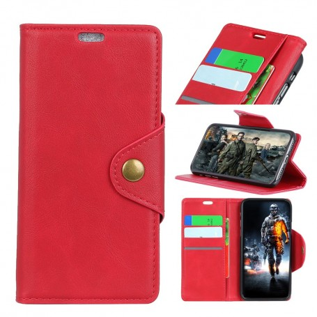 Huawei Honor 10 punainen suojakotelo