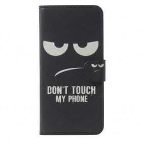 Samsung Galaxy S9 do not touch suojakotelo