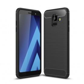 Samsung Galaxy A6 2018 musta suojakuori