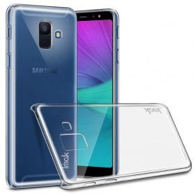 Samsung Galaxy A6 2018 ultra ohuet läpinäkyvät kuoret